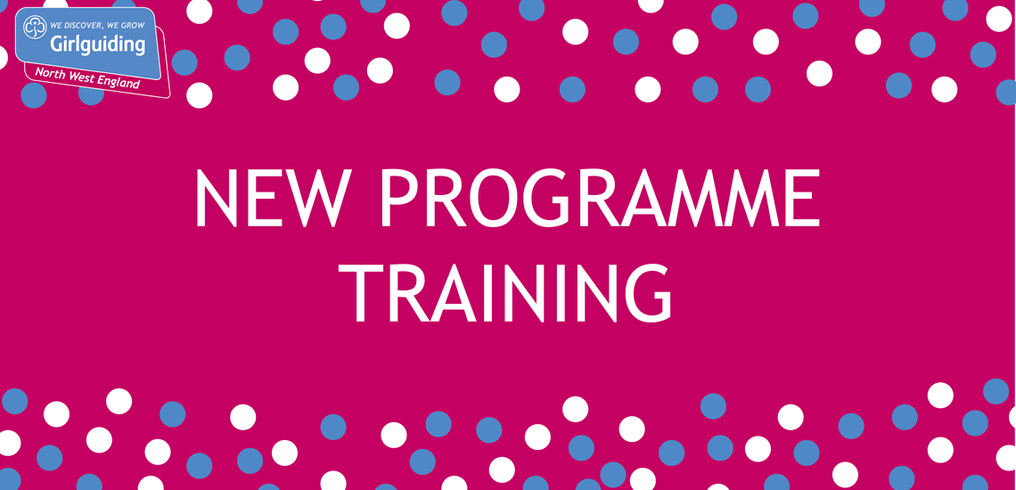 New Programme Training
